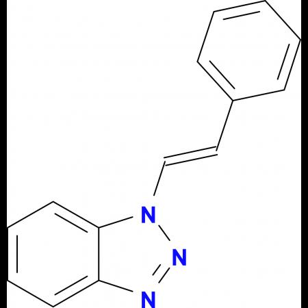 1-Styryl-1H-benzo[d][1,2,3]triazole