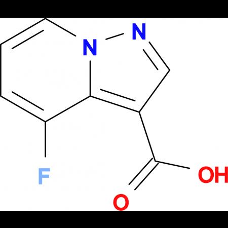 4-Fluoropyrazolo[1,5-a]pyridine-3-carboxylic acid