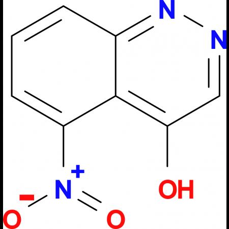 5-Nitrocinnolin-4-ol