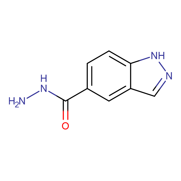 1H-Indazole-5-carbohydrazide