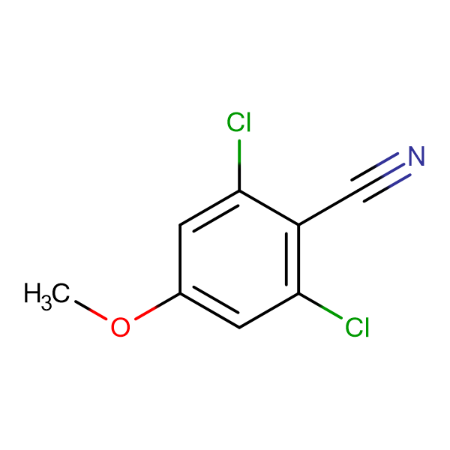 2,6-Dichloro-4-methoxybenzonitrile