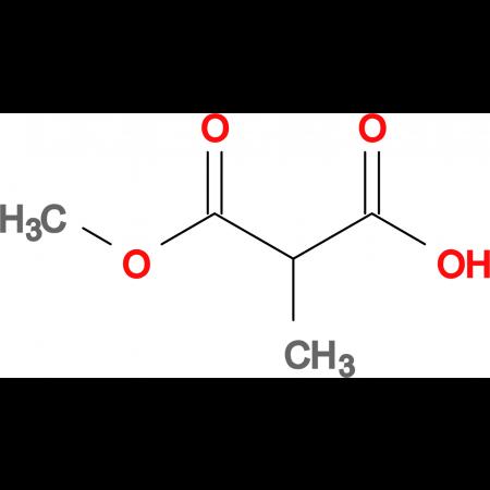 3-Methoxy-2-methyl-3-oxopropanoic acid