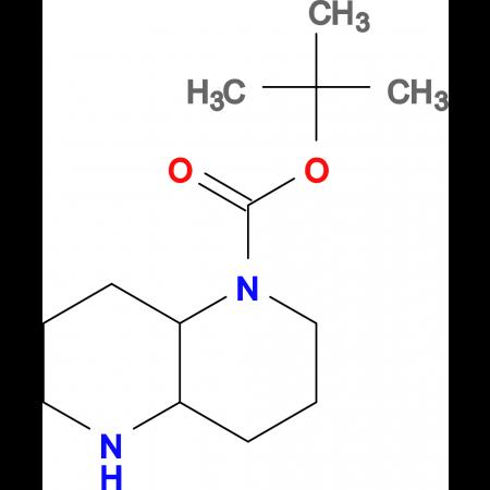 tert-Butyl octahydro-1,5-naphthyridine-1(2H)-carboxylate
