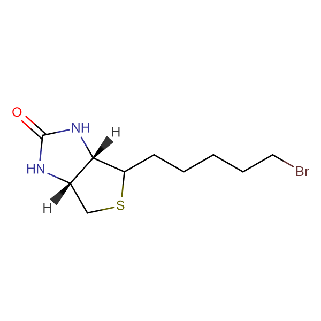 (3aS,6aR)-4-(5-Bromopentyl)tetrahydro-1H-thieno[3,4-d]imidazol-2(3H)-one