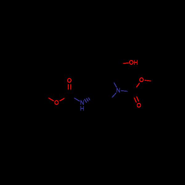 (2S,4R)-tert-Butyl 4-(((benzyloxy)carbonyl)amino)-2-(hydroxymethyl)pyrrolidine-1-carboxylate