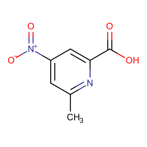 6-Methyl-4-nitropicolinic acid