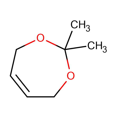 2,2-Dimethyl-4,7-dihydro-1,3-dioxepine
