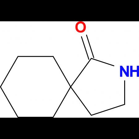 2-Azaspiro[4.5]decan-1-one