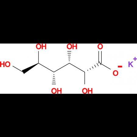 Potassium (2R,3S,4R,5R)-2,3,4,5,6-pentahydroxyhexanoate