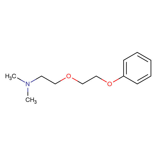 N,N-Dimethyl-2-(2-phenoxyethoxy)ethanamine