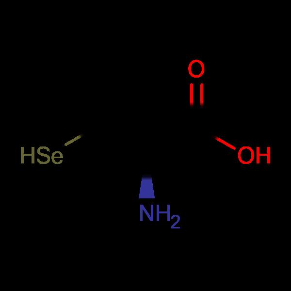 (R)-2-Amino-3-hydroselenopropanoic acid