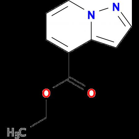 Ethyl pyrazolo[1,5-a]pyridine-4-carboxylate