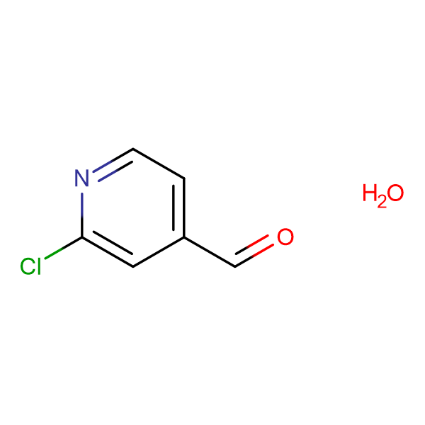 2-Chloroisonicotinaldehyde hydrate(contain dehydrate aldehyde)