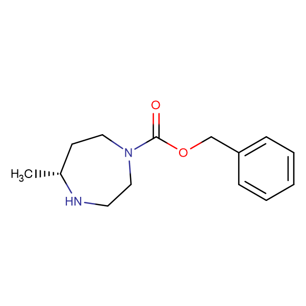 (R)-Benzyl 5-methyl-1,4-diazepane-1-carboxylate