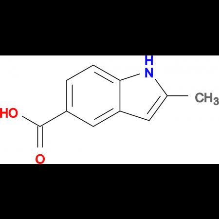 2-Methyl-1H-indole-5-carboxylic acid