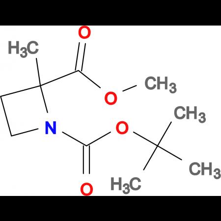 METHYL 1-BOC-2-METHYLAZETIDINE-2-CARBOXYLATE