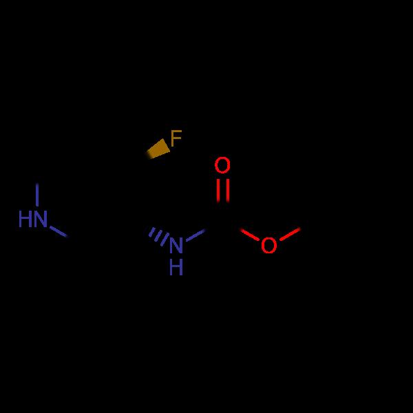 (3R,4R)-3-BOC-4-FLUORO-3-PIPERIDINAMINE