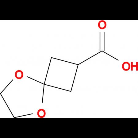 5,8-DIOXA-SPIRO[3.4]OCTANE-2-CARBOXYLIC ACID