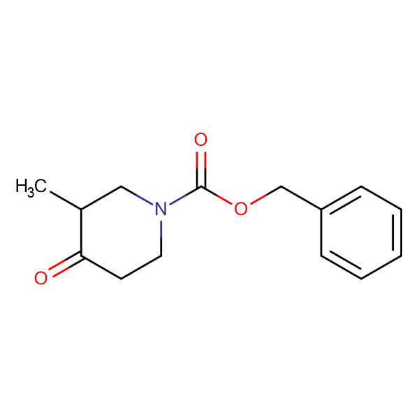 BENZYL 3-METHYL-4-OXOPIPERIDINE-1-CARBOXYLATE