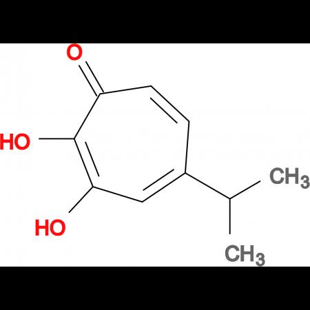 2,3-DIHYDROXY-5-(1-METHYLETHYL)-2,4,6-CYCLOHEPTATRIEN-1-ONE