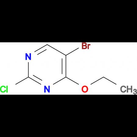 5-BROMO-2-CHLORO-4-ETHOXYPYRIMIDINE