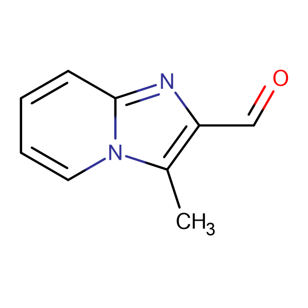 3-METHYL-IMIDAZO[1,2-A]PYRIDINE-2-CARBALDEHYDE