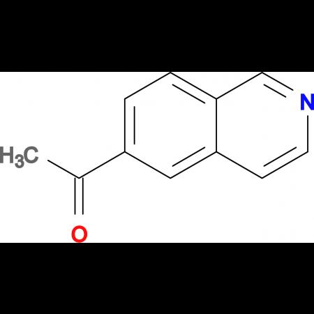 1-(ISOQUINOLIN-6-YL)ETHANONE