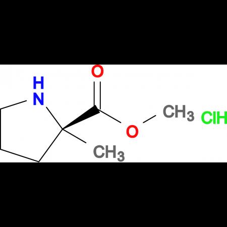 METHYL (2R)-2-METHYLPYRROLIDINE-2-CARBOXYLATE HCL