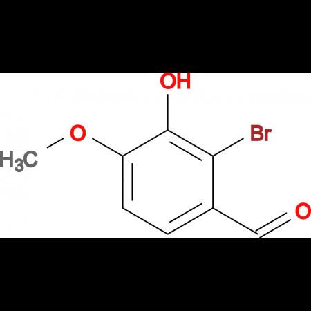2-BROMO-3-HYDROXY-4-METHOXYBENZALDEHYDE