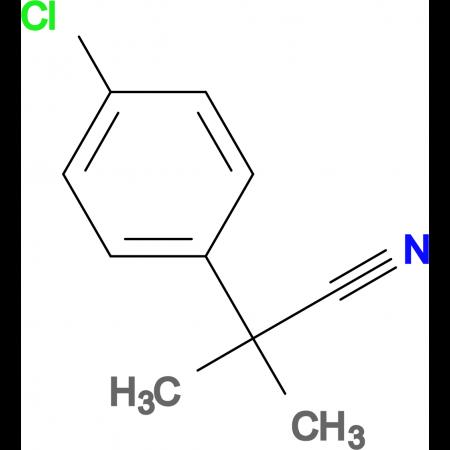 2-(4-CHLOROPHENYL)-2-METHYLPROPIONITRILE