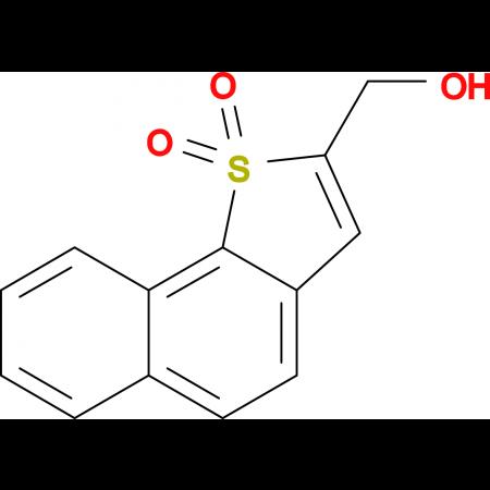 1,1-DIOXO-2-(HYDROXYMETHYL)NAPHTHO[1,2-B]THIOPHENE