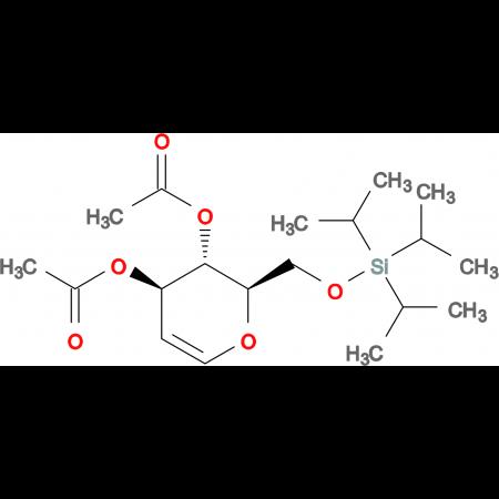 3,4-DI-O-ACETYL-6-O-TRIISOPROPYLSILYL-D-GLUCAL