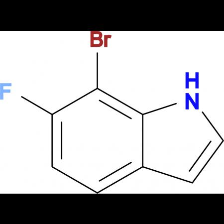 7-BROMO-6-FLUORO-1H-INDOLE
