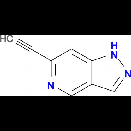 6-ETHYNYL-1H-PYRAZOLO[4,3-C]PYRIDINE