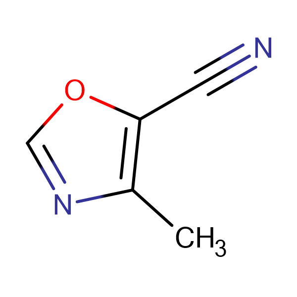 4-METHYLOXAZOLE-5-CARBONITRILE