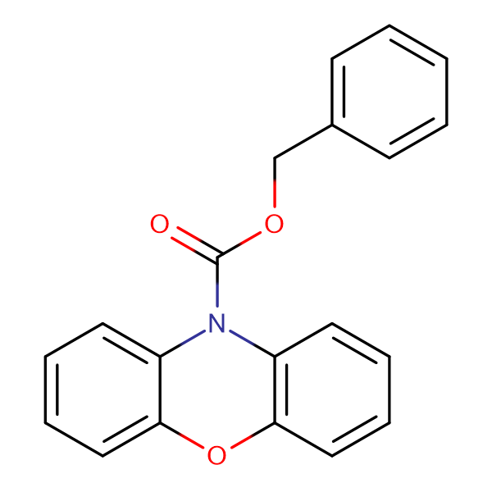 Benzyl 10H-phenoxazine-10-carboxylate