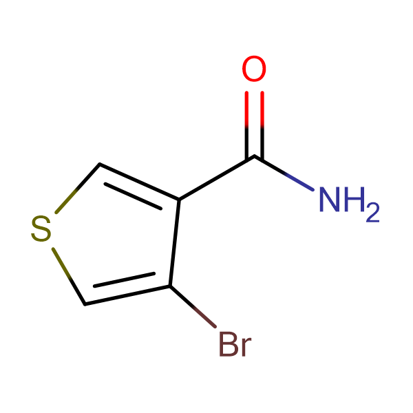 4-BROMOTHIOPHENE-3-CARBOXAMIDE