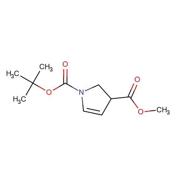 1-TERT-BUTYL 3-METHYL 2,3-DIHYDRO-1H-PYRROLE-1,3-DICARBOXYLATE