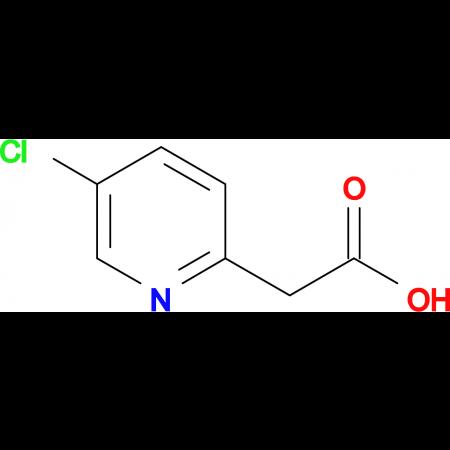 2-(5-CHLOROPYRIDIN-2-YL)ACETIC ACID