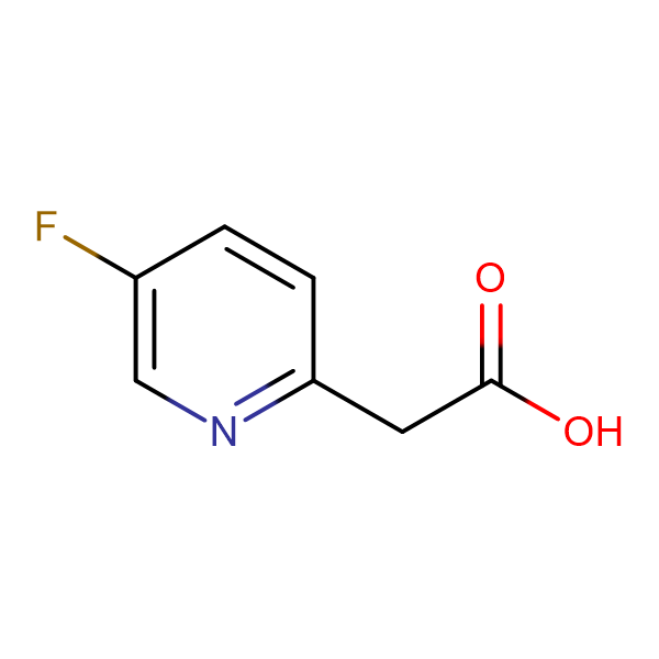2-(5-FLUOROPYRIDIN-2-YL)ACETIC ACID