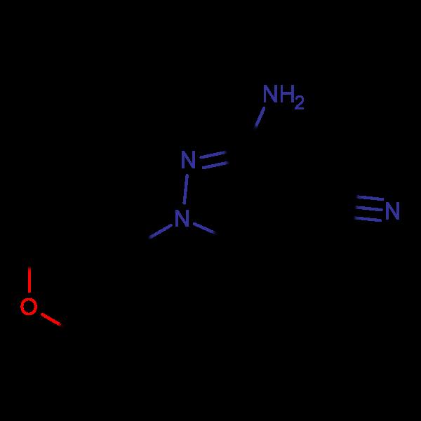 3-AMINO-1-(TETRAHYDRO-2H-PYRAN-4-YL)-1H-PYRAZOLE-4-CARBONITRILE