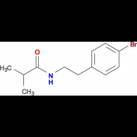 N-(4-BROMOPHENETHYL)ISOBUTYRAMIDE