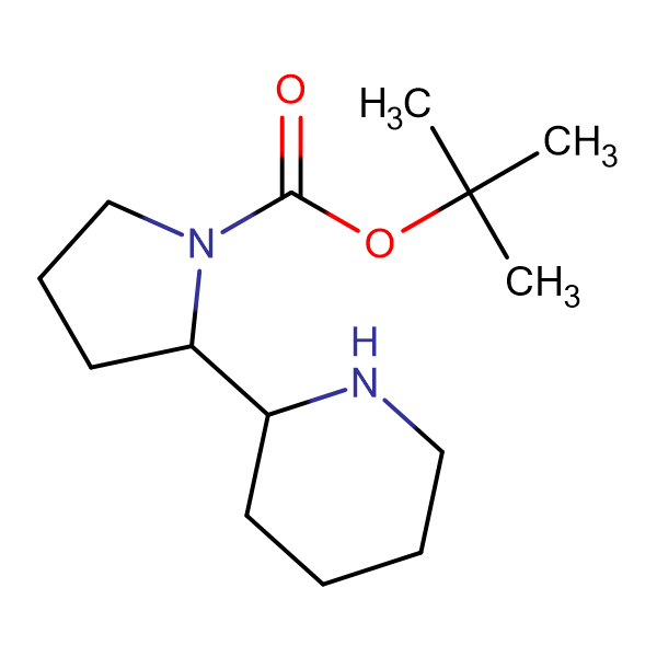 TERT-BUTYL 2-(PIPERIDIN-2-YL)PYRROLIDINE-1-CARBOXYLATE