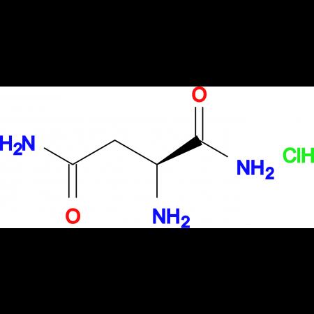 H-ASN-NH2HCL