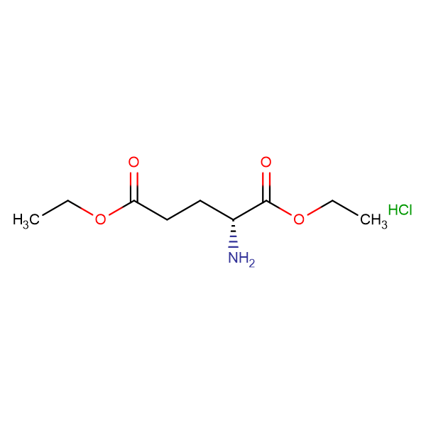 H-D-GLUTAMIC AICD DIETHYL ESTER HCL
