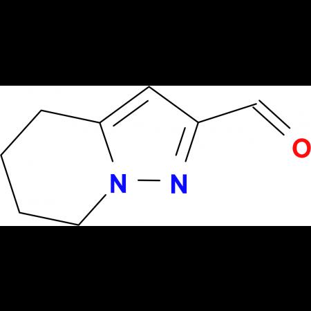 4,5,6,7-Tetrahydro-pyrazolo[1,5-a]pyridine-2-carbaldehyde