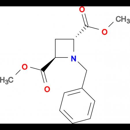 trans-1-Benzyl-azetidine-2,4-dicarboxylic acid dimethyl ester