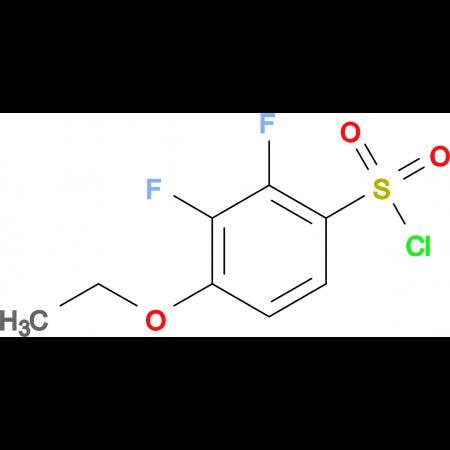 4-Ethoxy-2,3-difluorobenzenesulfonyl chloride