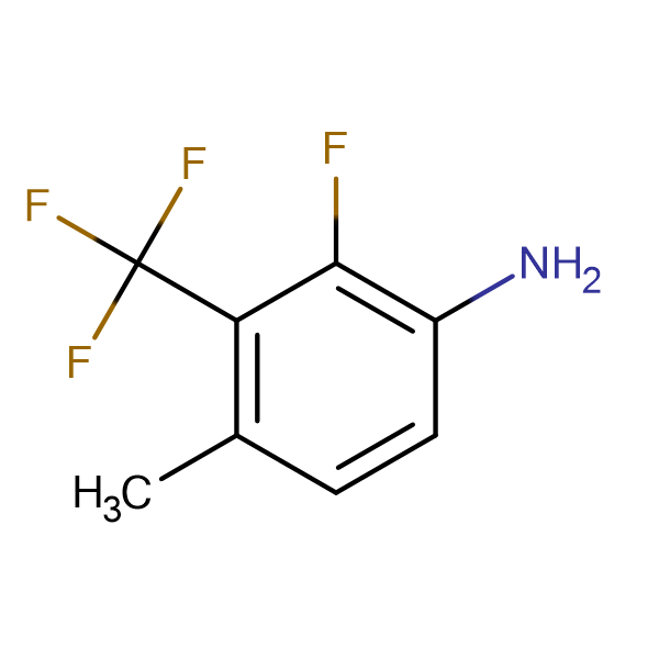 2-Fluoro-4-methyl-3-(trifluoromethyl)aniline