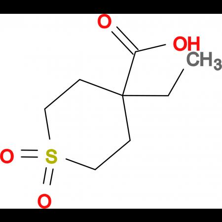 4-Ethyl-1,1-dioxo-1Lambda(6)-thiane-4-carboxylic acid